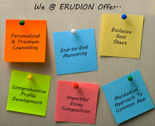 We @ Erudion Offer…